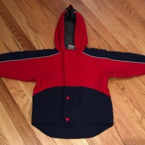 Hanna andersson coat size 90 (us 3)